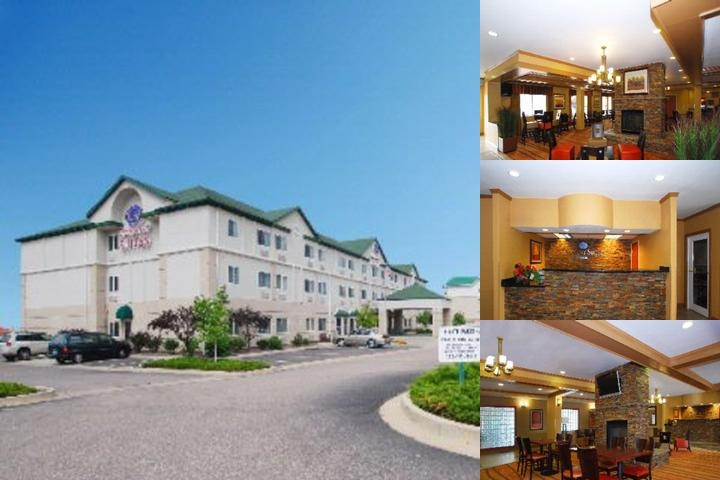 Comfort Suites Dtc Photo Collage