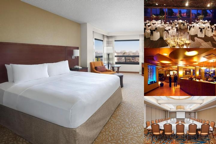 Fort Collins Marriott photo collage