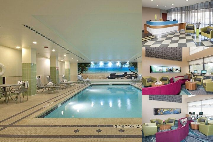 Springhill Suites Marriott O'hare photo collage