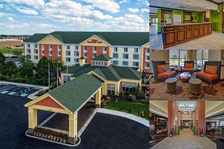Hilton Garden Inn Indianapolis Northeast / Fishers photo collage