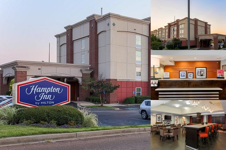 Hampton Inn Southwind Memphis photo collage