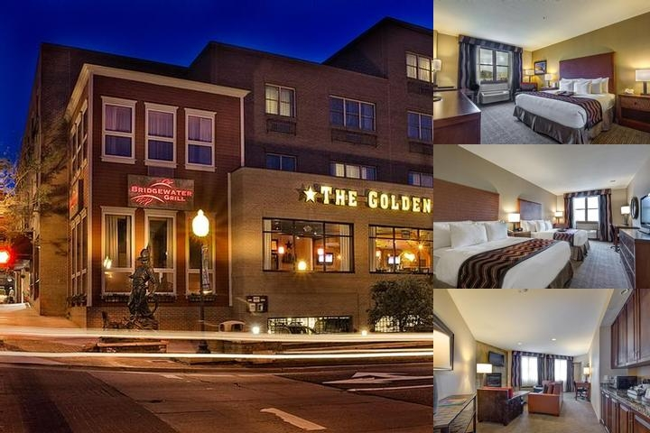 The Golden Hotel An Ascend Hotel Collection Member photo collage