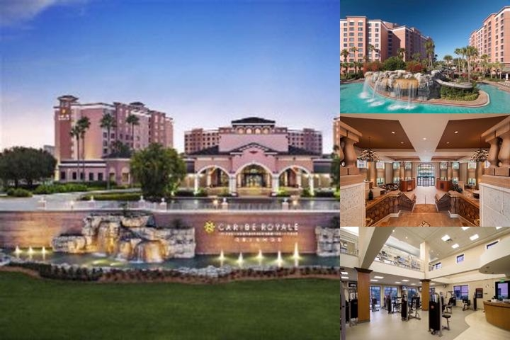 Caribe Royale All Suite Hotel & Convention Center photo collage