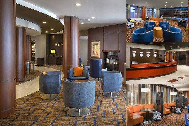 Courtyard by Marriott South Boston photo collage