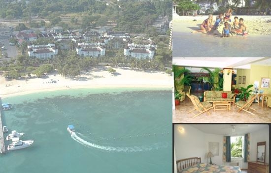 Sandcastles Beach Resort Ocho Rios photo collage