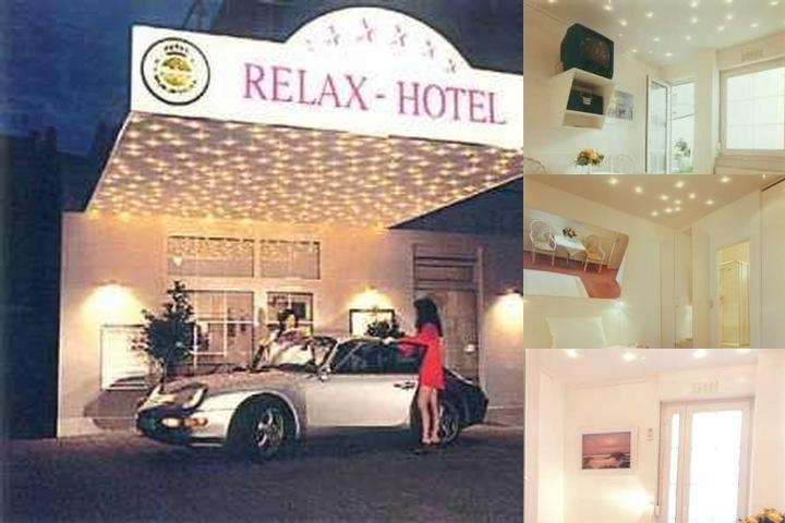 Relax Wellnesshotel Stuttgart photo collage