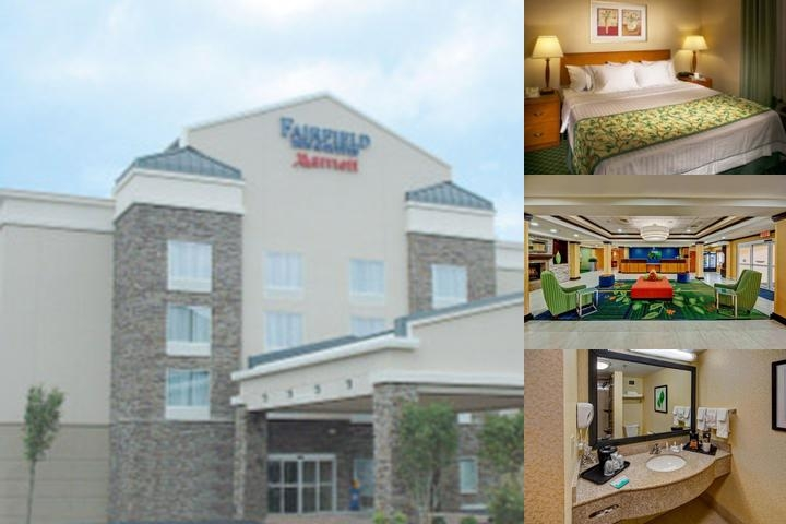 Fairfield Inn & Suites Murfreesboro photo collage