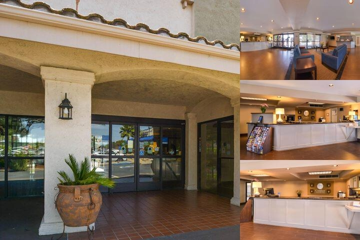 Comfort Inn & Suites Rancho Cordova photo collage