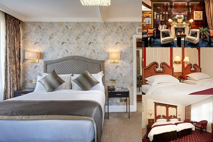 Rathbone Hotel photo collage