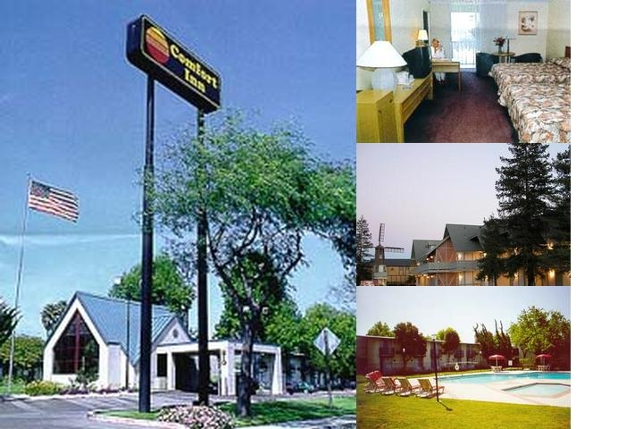 Quality Inn & Suites Santa Maria photo collage