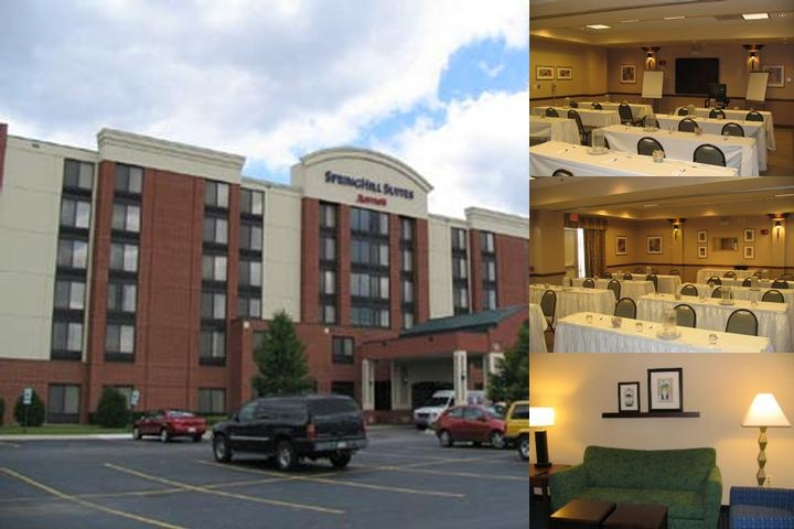 Springhill Suites by Marriott Elmhurst photo collage