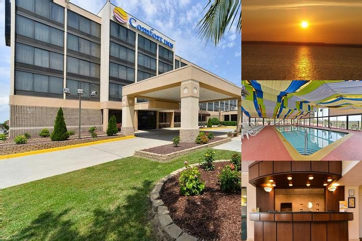 Comfort Inn Gold Coast photo collage
