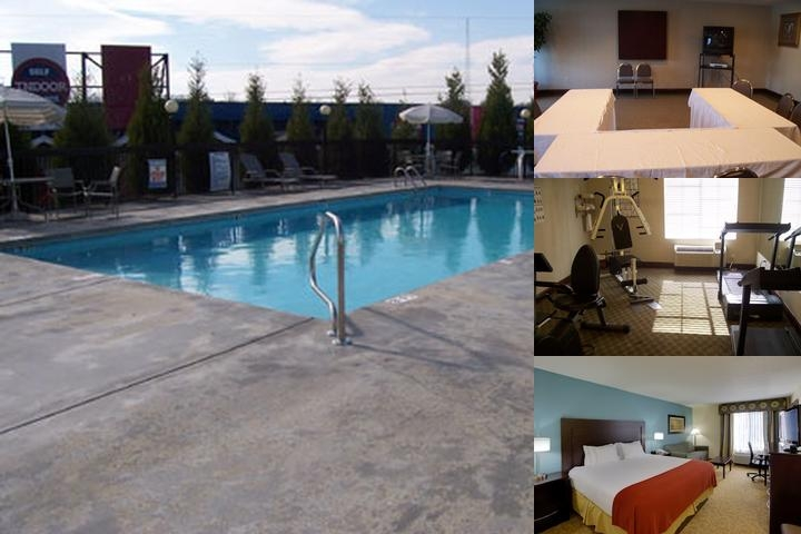 Holiday Inn Exp Winston Salem photo collage