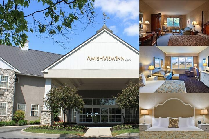 Amish View Inn & Suites photo collage