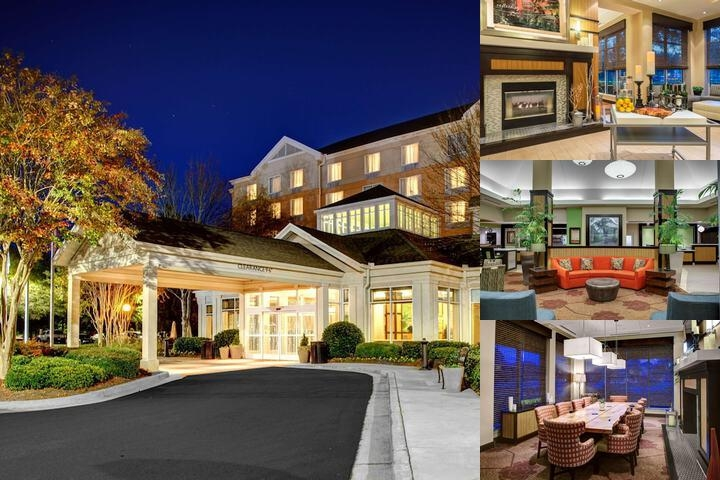 Hilton Garden Inn Atlanta North Alpharetta photo collage