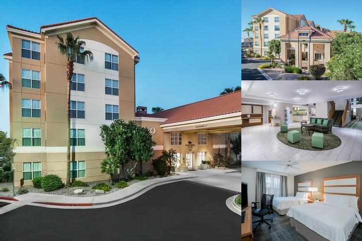 Homewood Suites by Hilton at Phoenix / Metro Cente photo collage