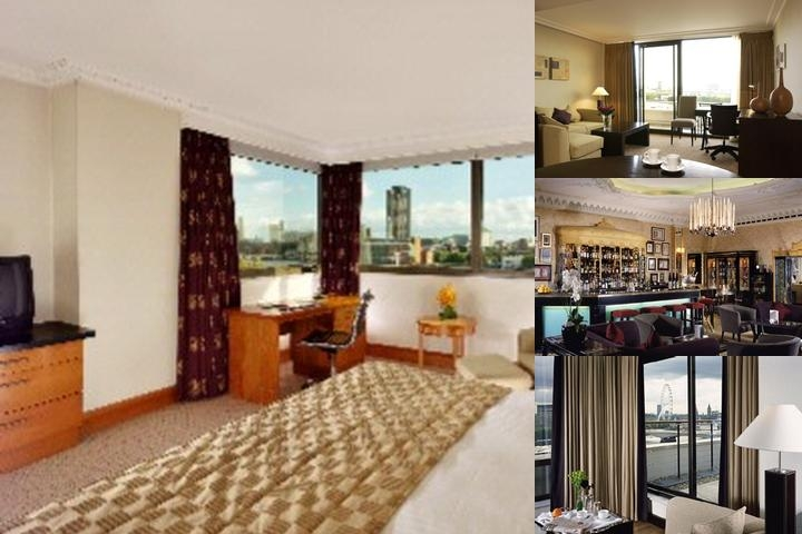 Swissôtel The Howard London photo collage