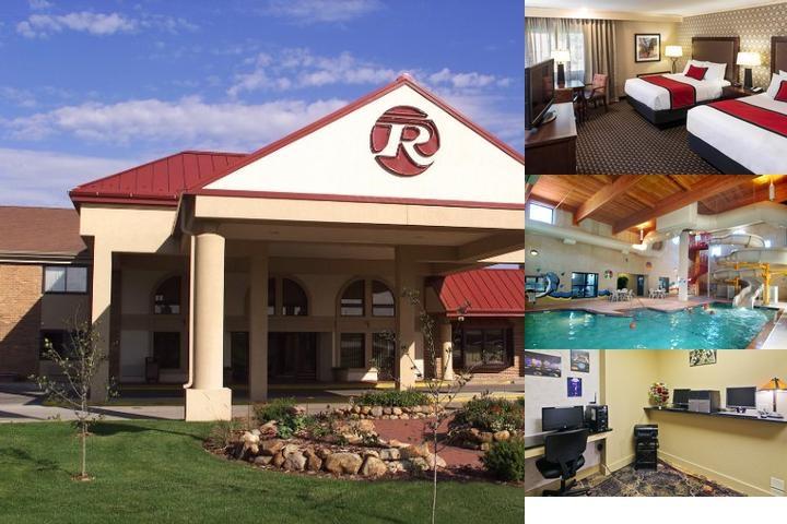 Best Western Plus Ramkota Hotel Photo Collage