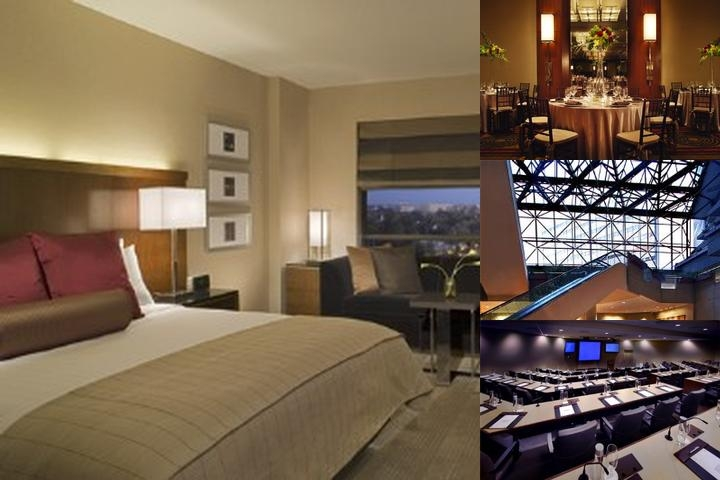 Hyatt Regency Crystal City photo collage