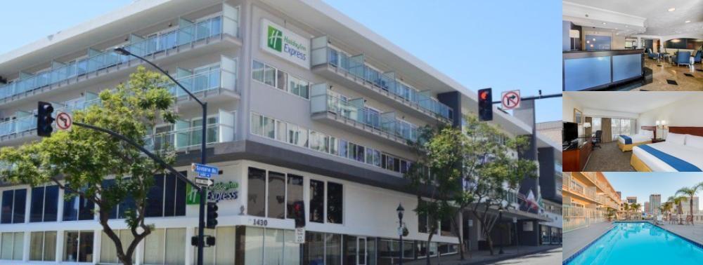 Holiday Inn Express Downtown San Diego San Diego Ca 1430 7th 92101