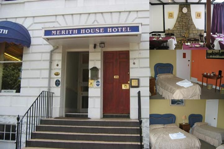 Merith House Hotel photo collage