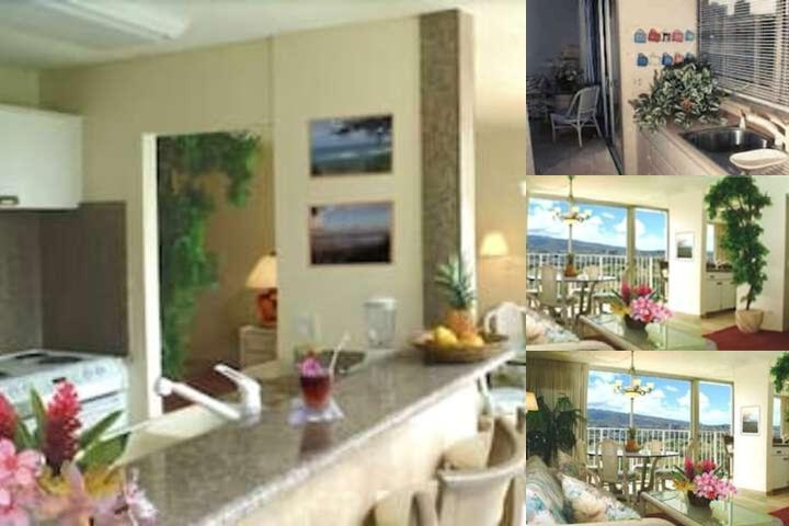 Waikiki Beach Condominium Suites photo collage
