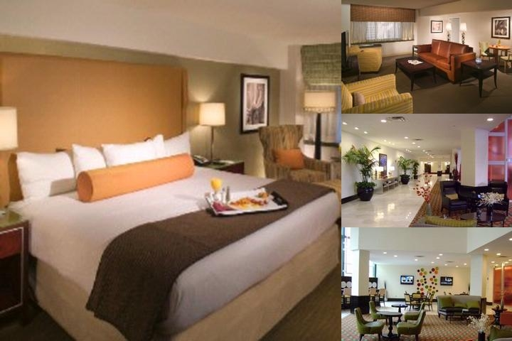 Holiday Inn Select photo collage