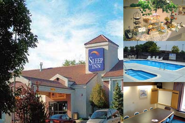 Select Stay Greeley / Evans (formerly Sleep Inn) photo collage