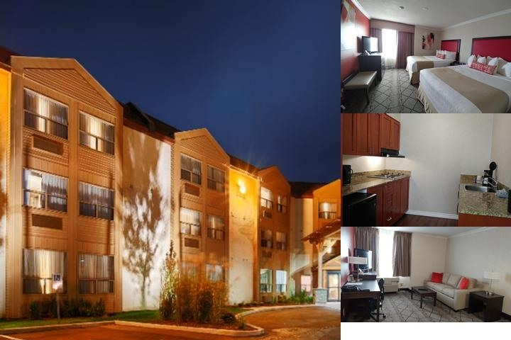 Best Western Rose City All Suite Hotel photo collage