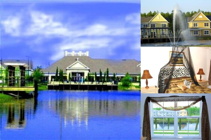 Florida Paradise Villas photo collage