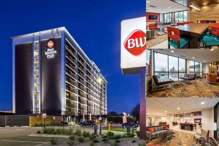 Best Western Plus Capitol Ridge photo collage