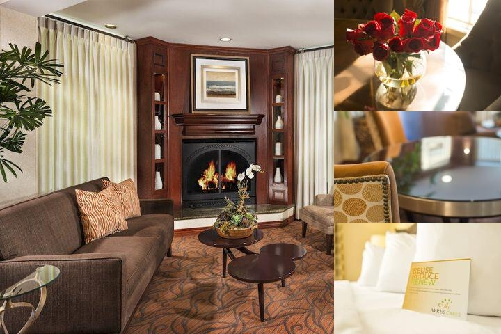Ayres Hotel & Suites Ontario Airport photo collage