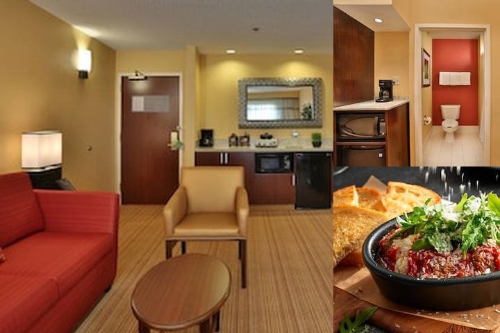 Courtyard Marriott Springfield Airport photo collage