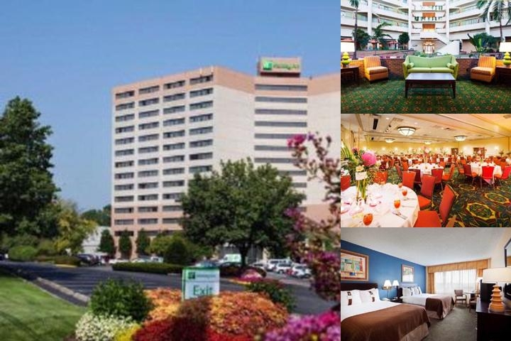 Nashville Airport Hotel photo collage
