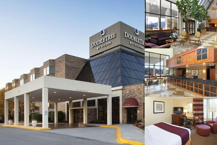 Doubletree by Hilton Oak Ridge Knoxville photo collage