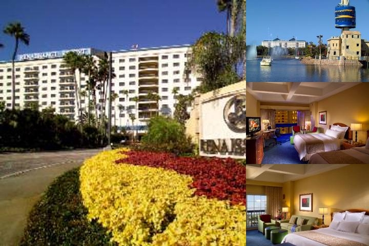 Renaissance Orlando Resort at Seaworld photo collage