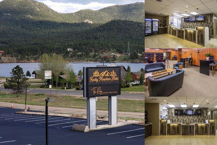 Estes Rodeway Inn photo collage