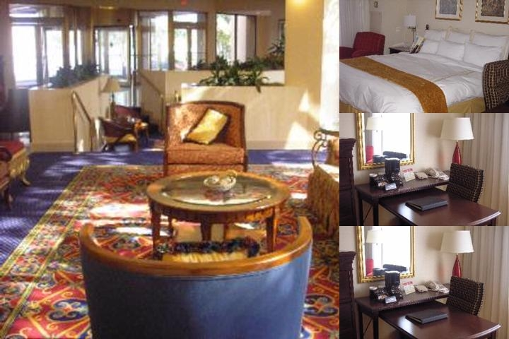 Oklahoma City Marriott photo collage