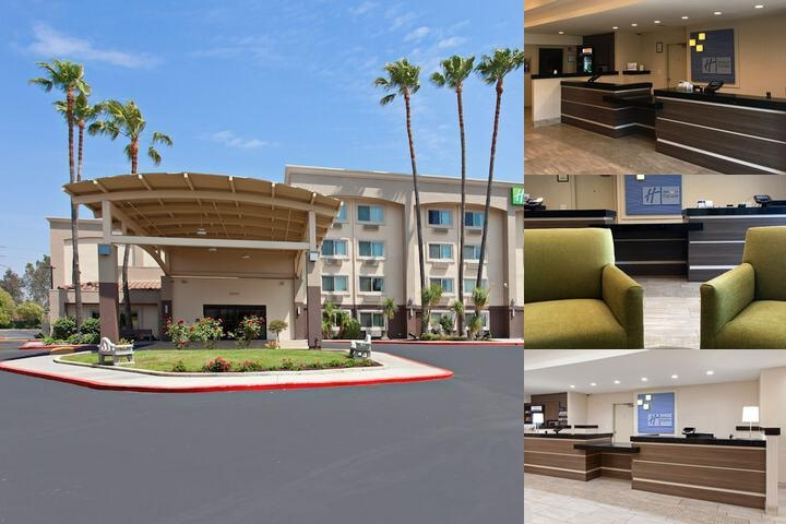 Holiday Inn Express Colton / Riverside North photo collage