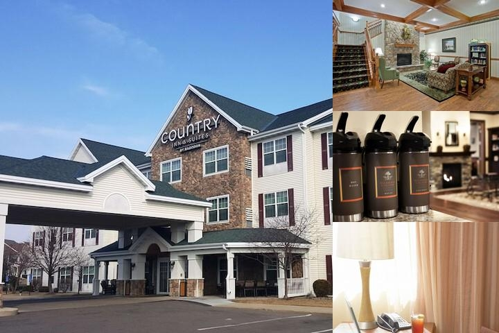 Country Inn & Suites Albertville photo collage