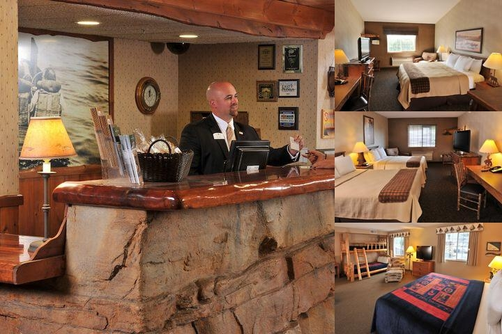 Stoney Creek Inn photo collage
