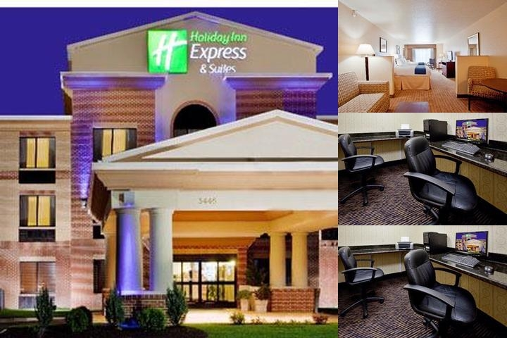 Holiday Inn Express & Suites Exmore photo collage