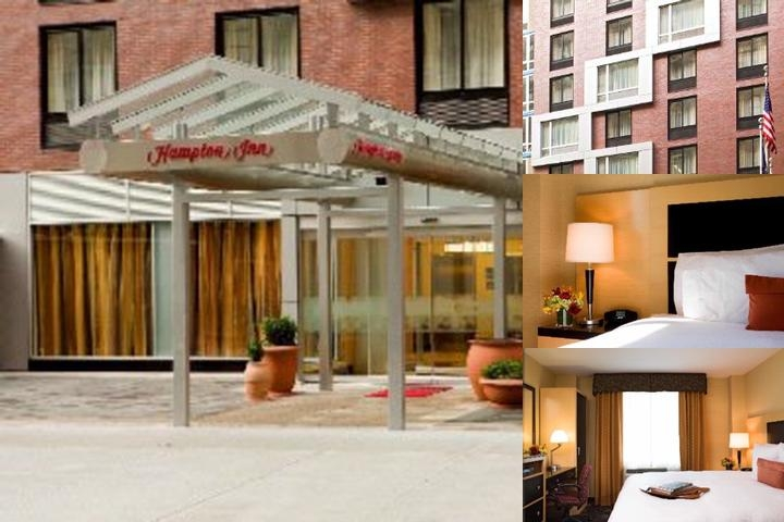 Hampton Inn 35th Street / Empire State Building photo collage