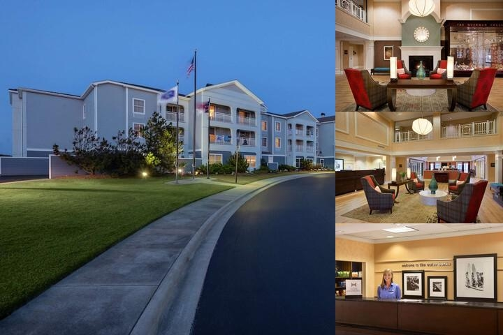 Hampton Inn & Suites Outer Banks Corolla photo collage