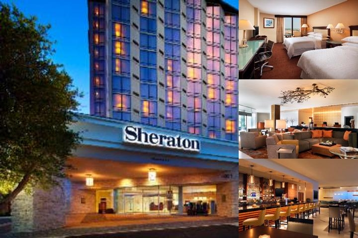 Sheraton Dallas Hotel by The Galleria photo collage