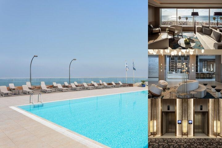 Sheraton Tel Aviv Hotel & Towers photo collage