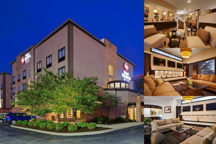 Best Western Plus Atrea Airport Inn & Suites photo collage