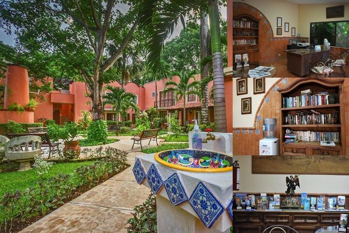 Hacienda San Miguel Hotel & Suites photo collage