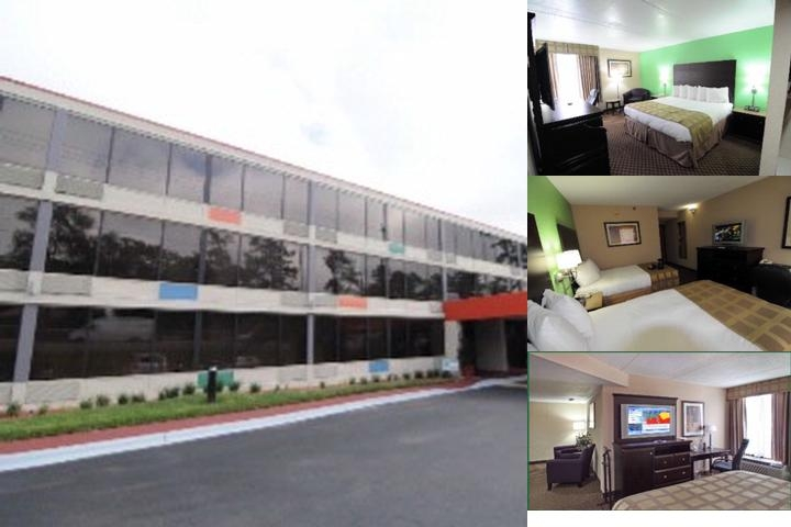 Quality Inn & Suites Capital District photo collage