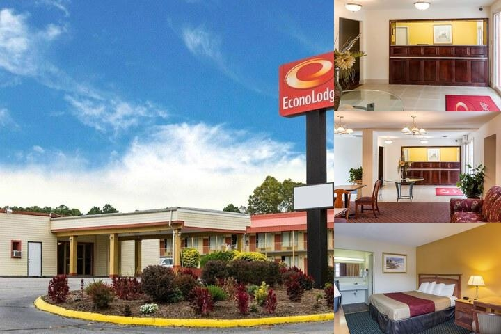Econo Lodge Fort Lee photo collage